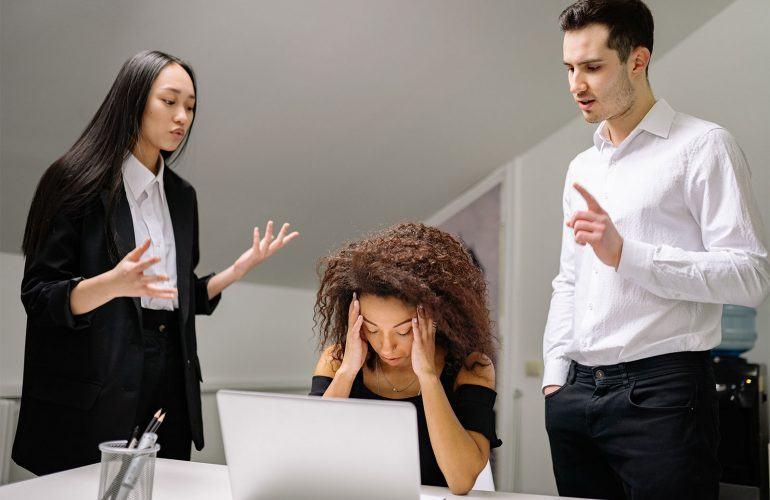 gestion conflit